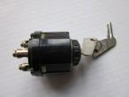 Nr: 101-0024- Trabant 601- Gyújtáskapcsoló kulcsos régi típ.- Zündschalter alte Version- Ignition switch- 16 EUR