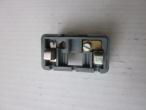 Nr: 101-0048- Trabant 601- Dinamó csatlakozó bakelit- Anschlußstück Lichtmaschiene bakelit- Dynamo connecting piece bakelit- 7 EUR