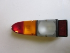 Nr: 201-0006 - Trabant 1.1 - Hátsó lámpa kpl. - Rücklicht komplett - Rear light complete - 80 EUR
