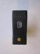 Nr: 301-0024 - Wartburg 1.3 - Hátsó ablakfűtés kapcsoló - Schalter Heckscheibenheizung - Rear defogger switch - 5 EUR