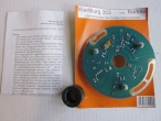 Nr:401-0021 -Wartburg 353 -Elektronikus gyújtás -Elektronische Zündung -electronic ignition -75EUR