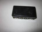 Nr:501-0036 -Barkas -Biztosíték tábla 6-os -Sicherungskasten für 6 Sicherungen -Fuse panel 6 -6EUR