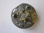 Nr:501-0045 -Barkas -Gyújtás alaplap kpl. Megszakítós -Unterbrecherplatte kpl. -Ignition control board complete -30EUR
