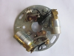 Nr: 101-0004 - Trabant 601-Gyújtási alaplap - Unterbrecherplatte -ignition motherboard - 25 EUR